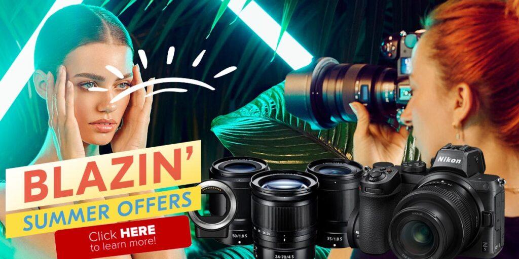 Nikon Lens Offer